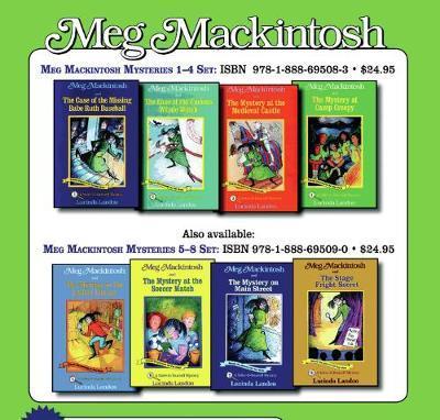 Meg Mackintosh Mysteries 1-4