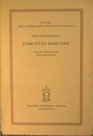 Concetto Marchesi