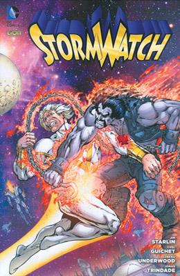 Stormwatch Vol. 4