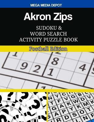 Akron Zips Sudoku an...