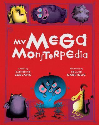 My Mega Monsterpedia