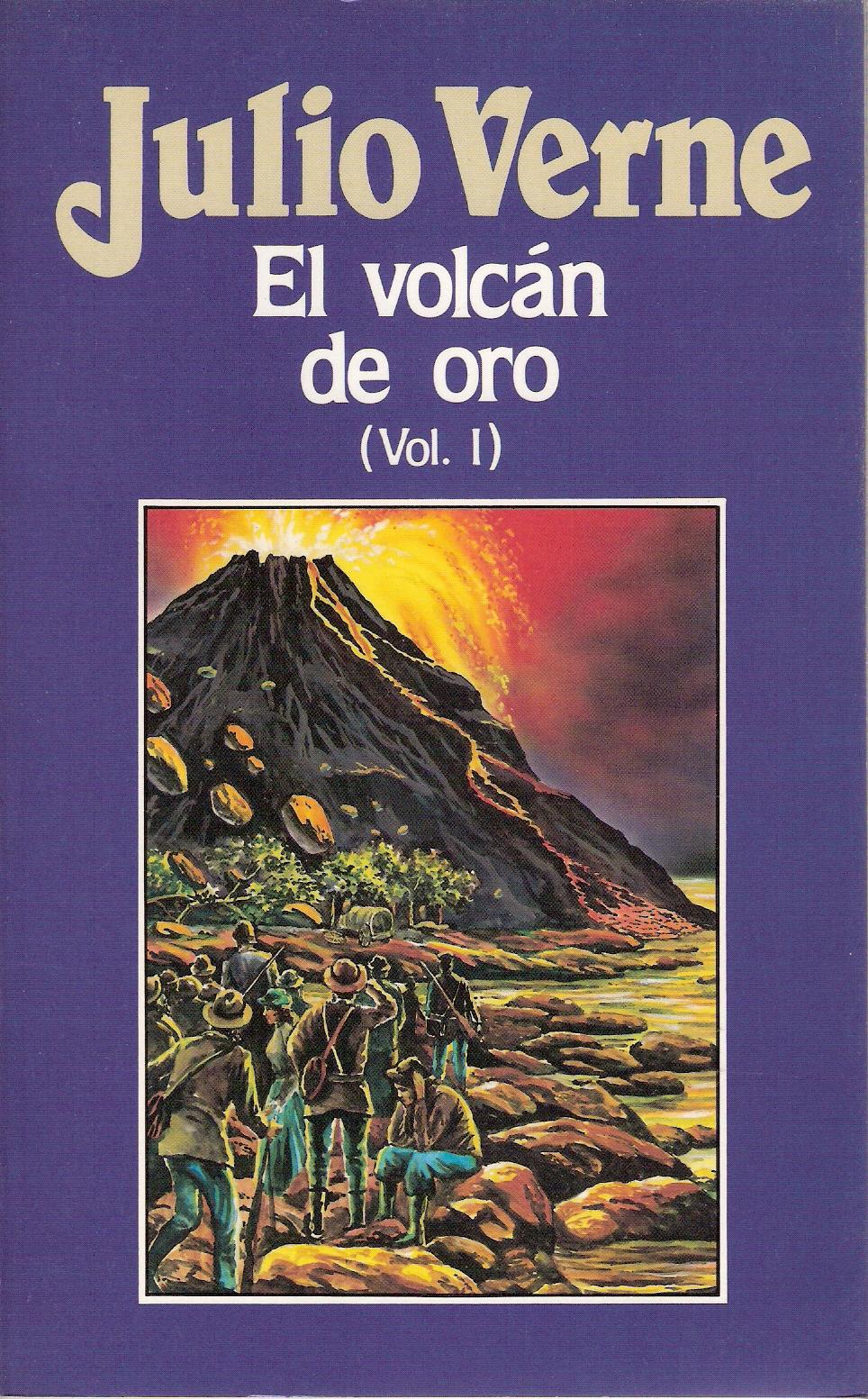 El volcán de oro I