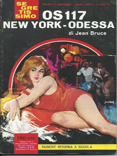 OS 117 New York-Odessa