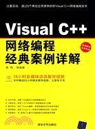 Visual C++網絡編程經典案例詳解