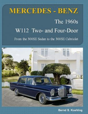 MERCEDES-BENZ, The 1960s, W112 Two- and Four-Door