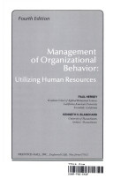 Management of Organi...