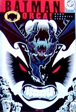 Batman TP 1: Orca