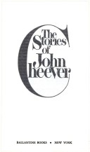Stories of J. Cheeve...