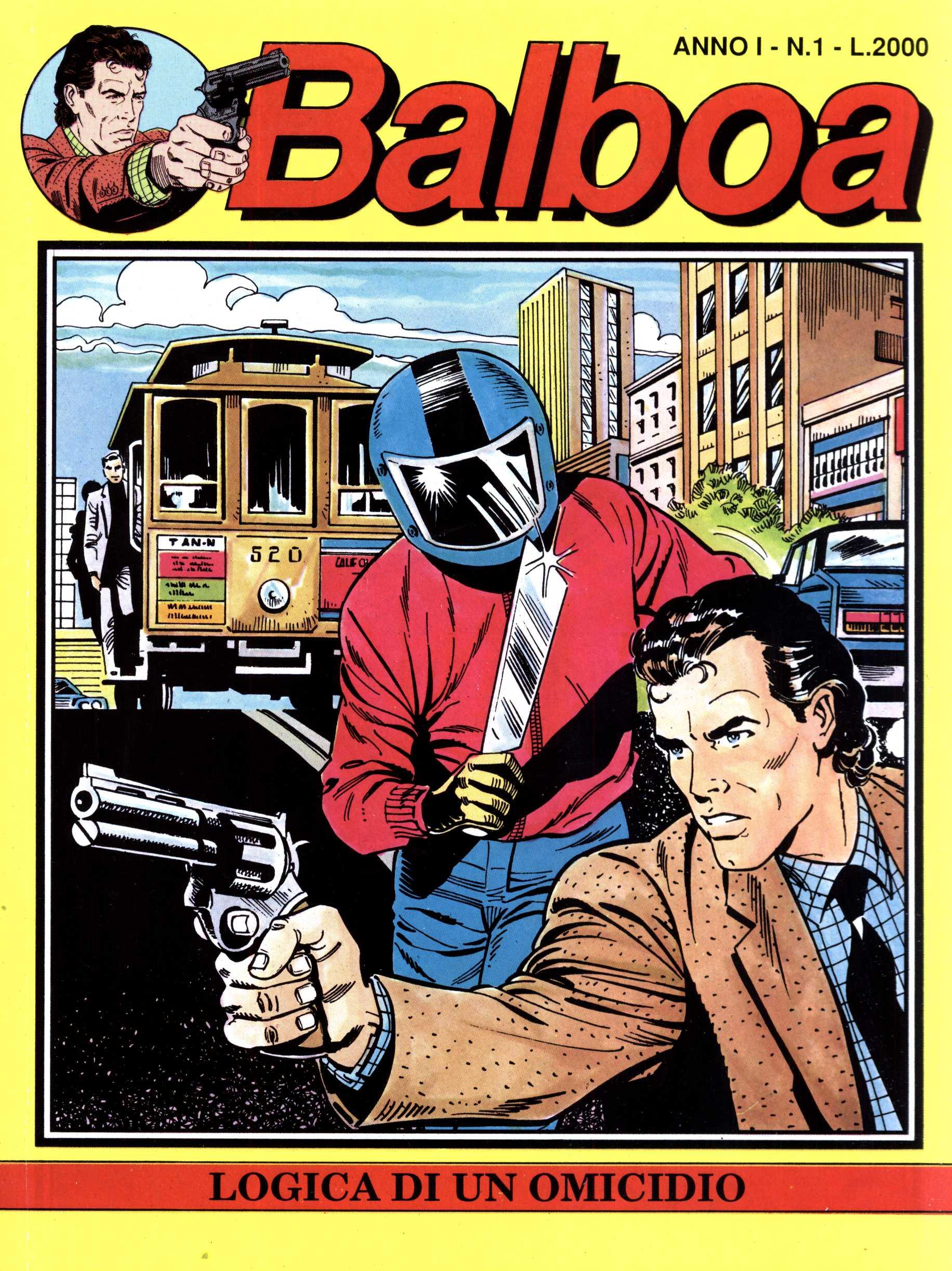 Balboa n. 1