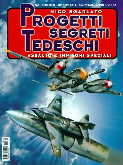 Progetti segreti tedeschi - Assalto ed impieghi speciali