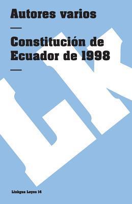 Constitucion De Ecuador/ Ecuador Constitution