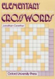 Elementary Crosswords for Learners of English as a Foreign Language