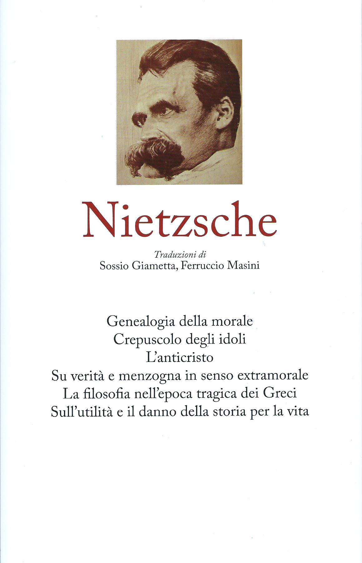 Nietzsche III