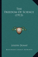 The Freedom of Science