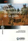 Guide du maintien de la paix 2007