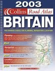 Collins Road Atlas Britain