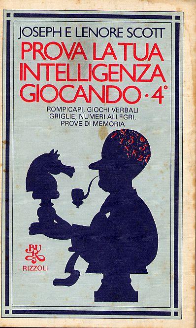 Prova la tua intelligenza giocando 4°
