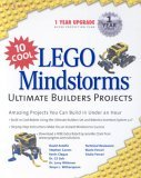10 Cool LEGO Mindstorms Ultimate Builder Projects