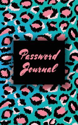 Password Journal Leopard