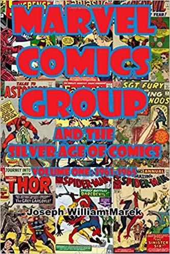 Marvel Comics Group and the Silver Age of Comics
