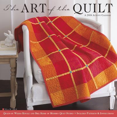 The Art of the Quilt 2018 Calendar
