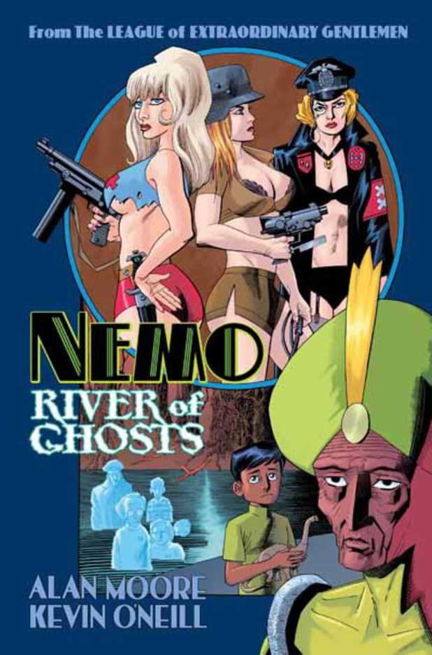 Nemo: River of Ghosts