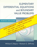 Elementary Differential Equations and Boundary Value Problems, Ninth Edition Binder Ready Version