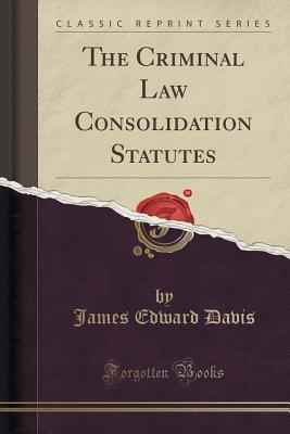 The Criminal Law Con...