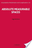 Absolute Measurable Spaces