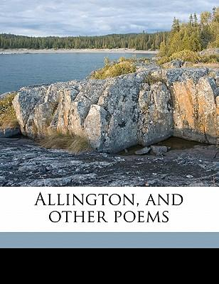 Allington, and Other Poems