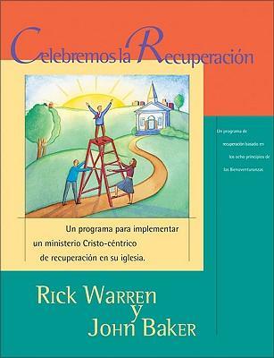 Celebremos La Recuperacion Kit/Celebrate Recovery Kit