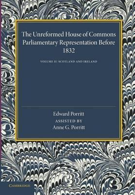 The Unreformed House of Commons
