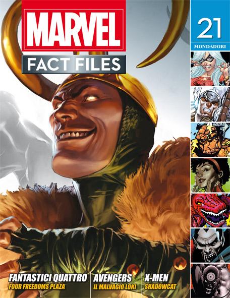 Marvel Fact Files n.12