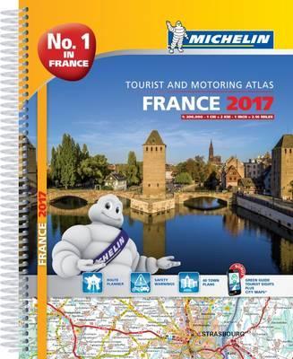 Atlas France Spirale Michelin 2017