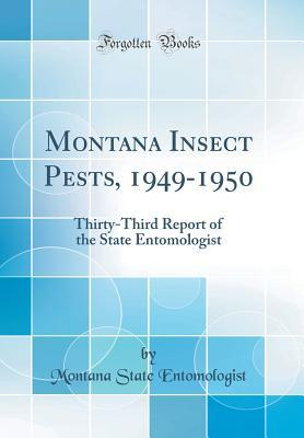 Montana Insect Pests...