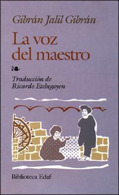 LA Voz Del Maestro / Voice of the Master