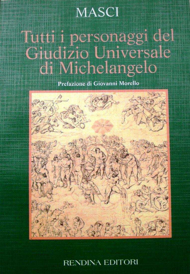 Tutti i personaggi del giudizio universale di Michelangelo