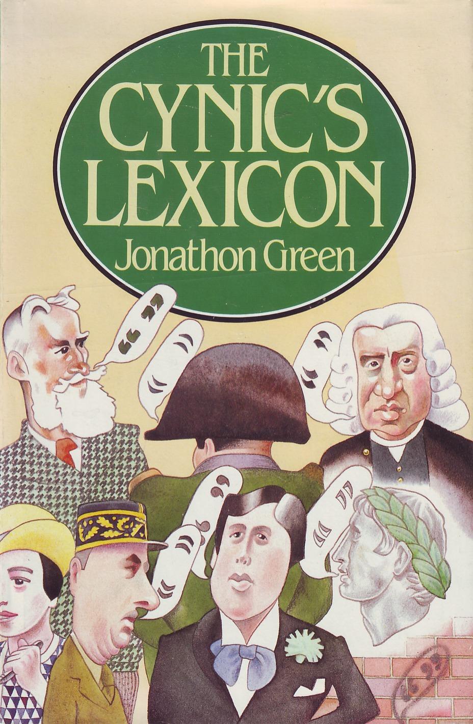 The Cynic's Lexicon