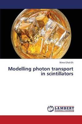Modelling photon transport in scintillators