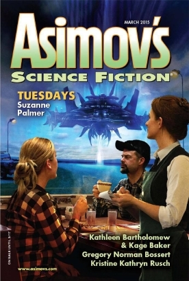 Asimov's Science Fiction, March 2015