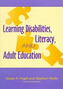 Learning Disabilities, Literacy, and Adult Education