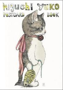 Higuchi Yuko: Postcard Book
