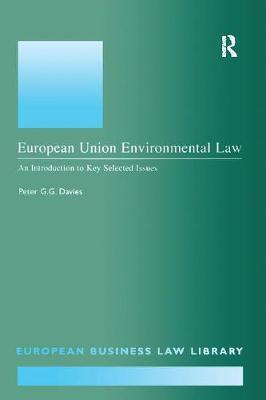 European Union Environmental Law