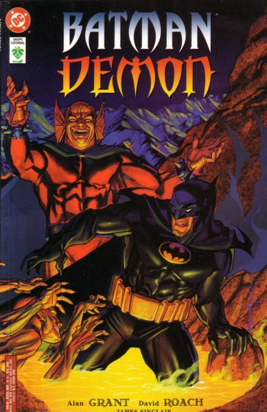 Batman - Demon
