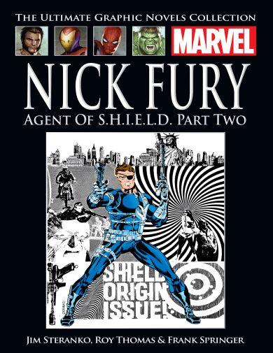 Nick Fury, Agent of ...