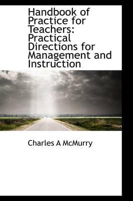 Handbook of Practice for Teachers