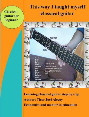 This Way I Taught Myself Classical Guitar