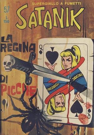 Satanik n. 57