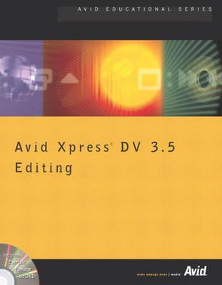 Avid Xpress Dv 3.5 Editing