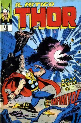Il Mitico Thor n. 90